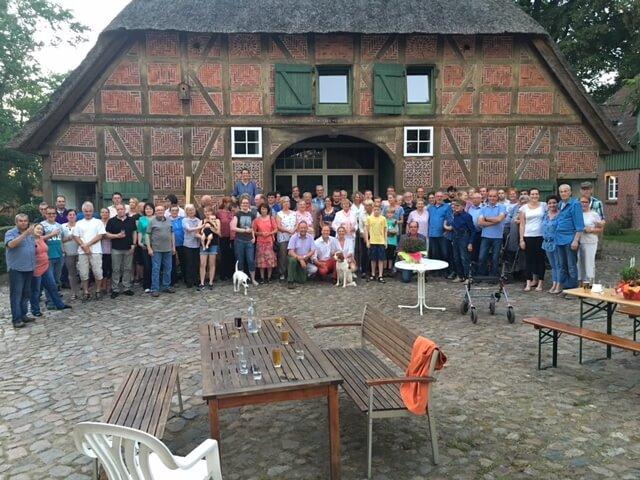 Hoffest auf dem Heinshof in Sahrendorf