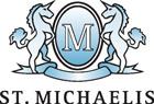 Logo von St. Michaelis aus dem Hofladen auf dem Heinshof