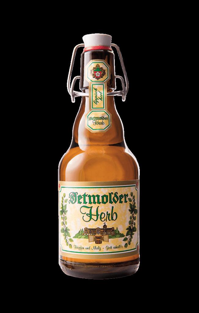 """Bier """"Demolier Herb"""" aus dem Hofladen des Reiterhofs"""
