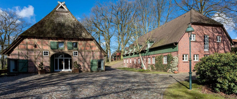 Reiterurlaub auf dem Heinshof in der Lüneburger Heide